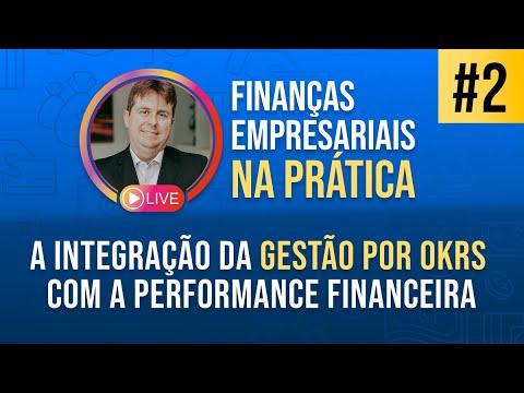 OKRs integrado com Finanças Estratégicas