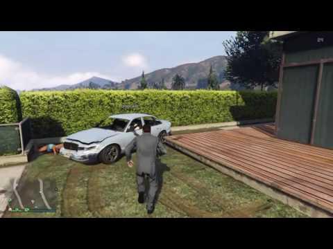 Grand Theft Auto V - Funny moments (May 20)