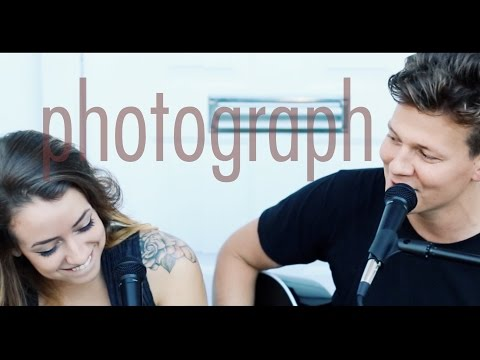 Ed Sheeran - Photograph - Tyler Ward & Anna Clendening (Acoustic Cover) - Official Music Video