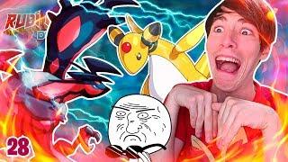 Pokémon RO DualLocke Ep.28 - YVELTAL Y PLACAJE ELECTRICO = GG