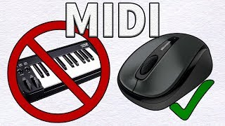How To Create Realistic Melodies WITHOUT A MIDI Controller!