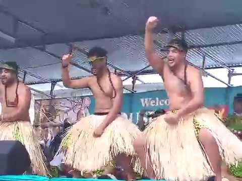 USP Open Day 2017 Tokelau ( Totugaki to moli to lama )