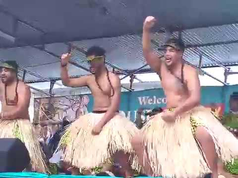 USP Open Day 2017 Tokelau ( Totugaki to moli to lama )