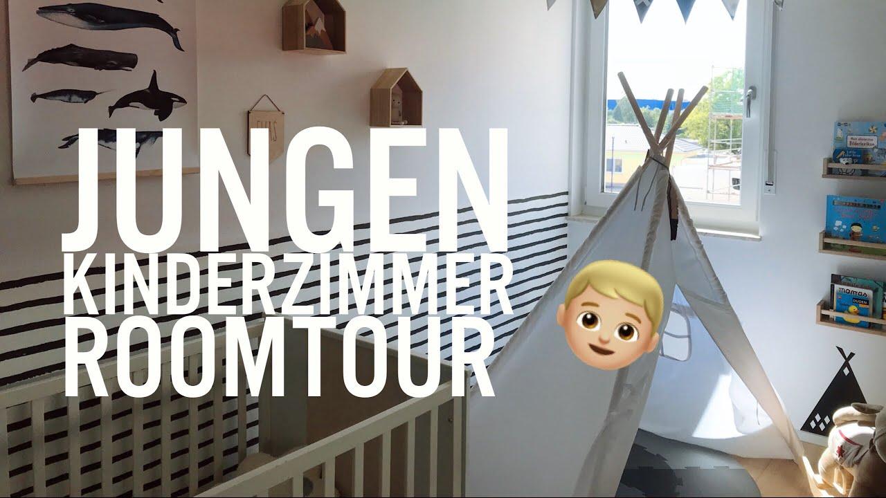 Haus Tour #2 🏠 | Roomtour Kinderzimmer | Jungs Zimmer 👦🏼 | Inspiration |  Deko Tipps | + Verlosung