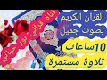 Gambar cover 10 ساعات متواصلة من القرأن الكريم بصوت جميل جدا