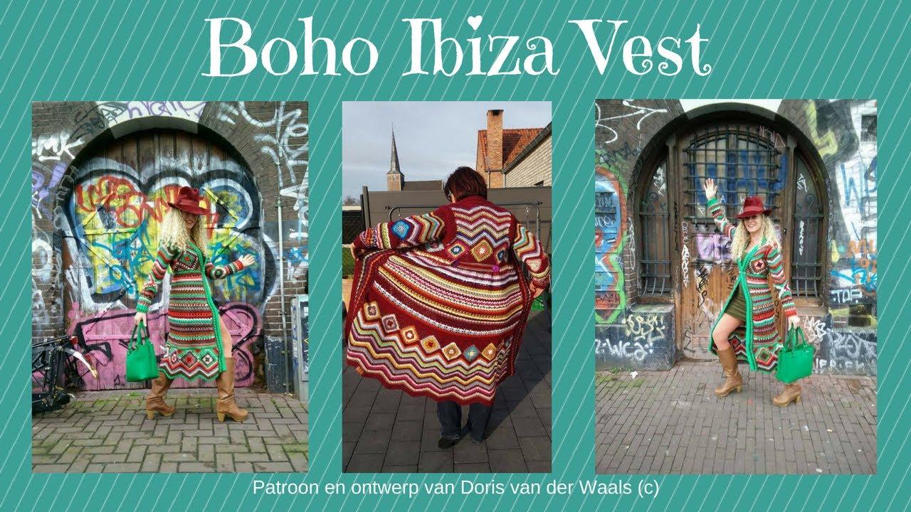 Boho Ibiza Vest Deel 1 Youtube