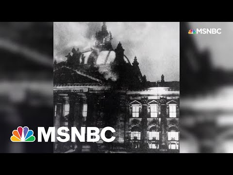 Elements Of Trump's Big Lie Sound Alarms For Students Of History