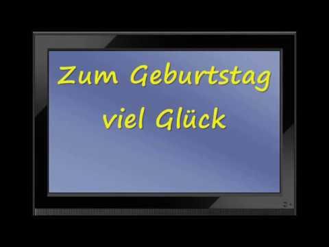 Herzlichen glueckwunsch zum geburtstag translation