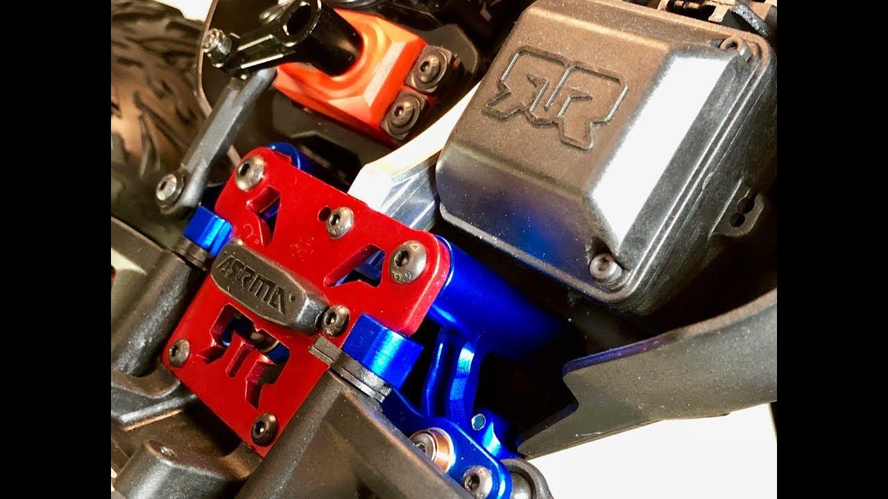 ARRMA KRATON BLX GPM Racing Aluminum Steering Assembly