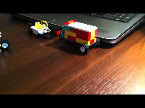 Lego Quick PitStop