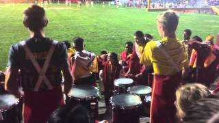 Jig 2 Redux by the Indian Creek High School Drumline