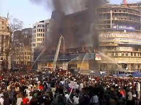 Riot in London