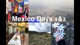 Mexico Days 1 & 2 | Spanglish Vlog | Acpeezy