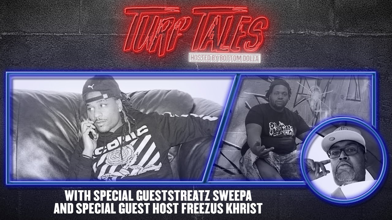"Overtime Hustlin Presents ""Turf Tales"" Episode 22 Hosted By Bottom Dolla"