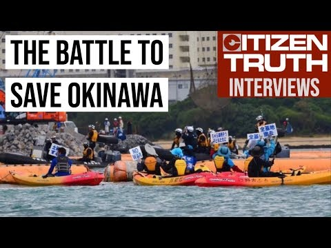 Video: Killing a Coral Reef For a 33rd U.S. Military Base in Okinawa?
