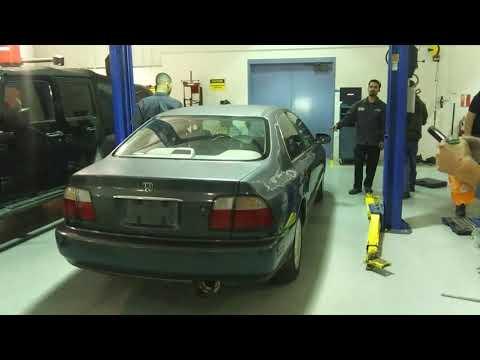 1996 Honda Accord lx Ebay exhaust sound