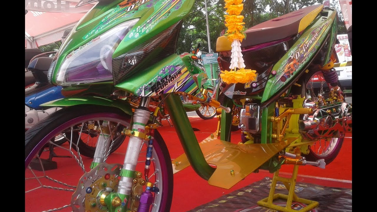Thailook Contest Vario Lama Modifikasi Mothai YouTube
