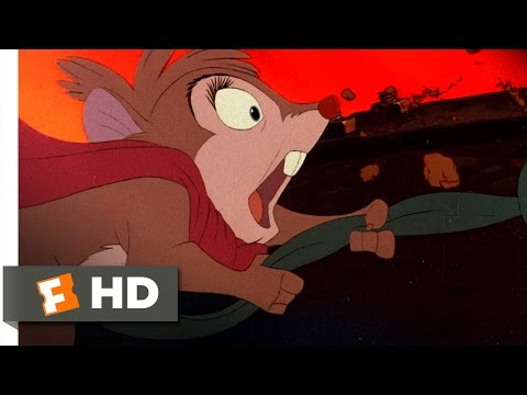 The Secret of NIMH (3/9) Movie CLIP - Stopping the Plow (1982) HD
