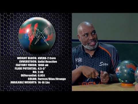 Seismic Bowling LynX Bowling Ball Promo