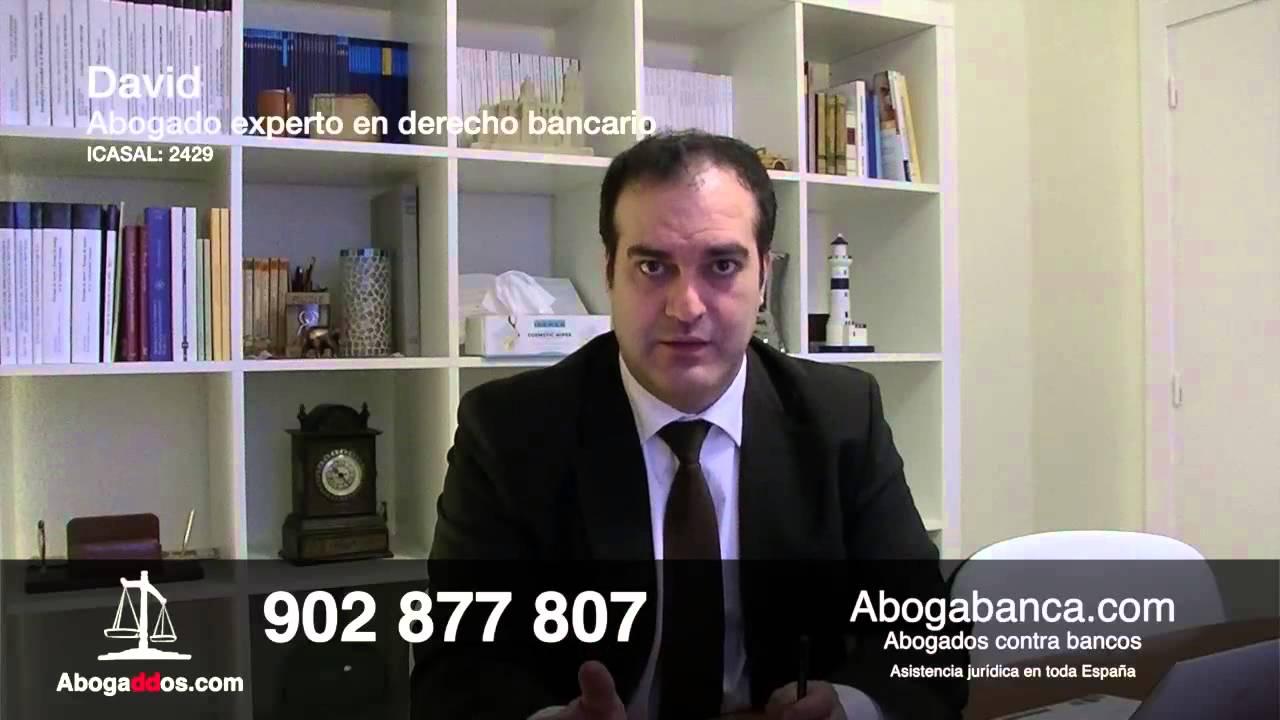 Abogados contra clausulas suelo en hipotecas del banco for Hipoteca clausula suelo banco popular