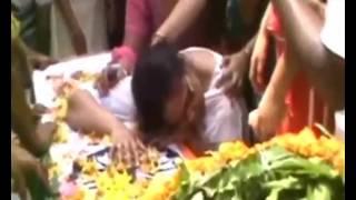 जामताड़ा पहुंचा शहीद कमांडेंट प्रमोद कुमार का शव Martyrs Pramod body reached Jamtara Jharkhand