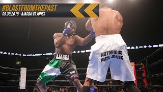 Blast From The Past: Ajagba crushes Nick Jones