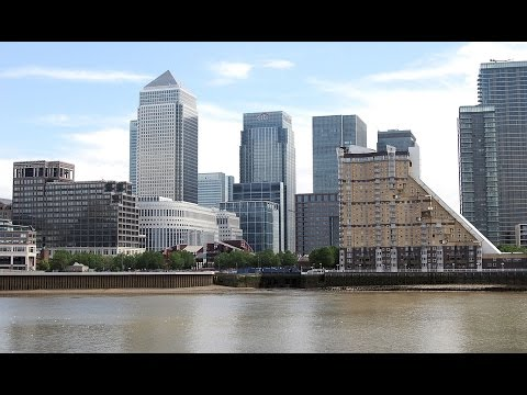 Places to see in ( London - UK ) Canary Wharf