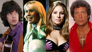 Download 70s MUSIC STARS ⭐ Then and Now Mp3 and Videos