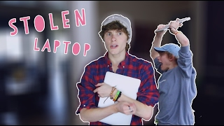 I STOLE A LAPTOP |Ryan Allen|