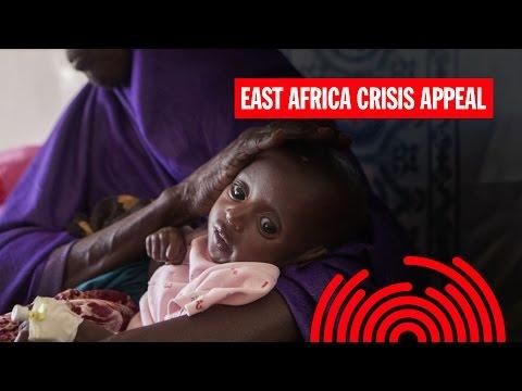 East Africa Crisis Appeal - ITV Appeal with Eddie Redmayne