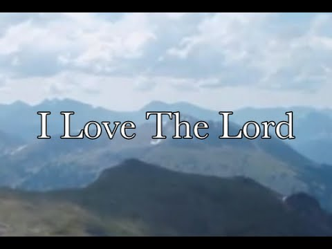 I Love The Lord - Whitney Houston (feat.The Georgia Mass Choir)