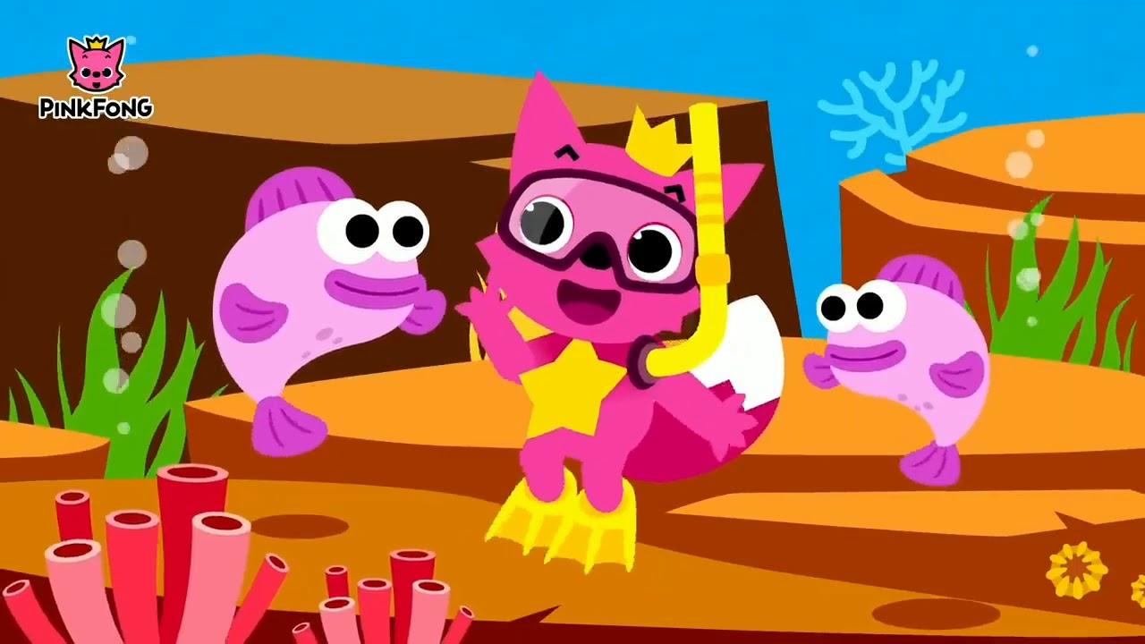 اغنية بيبي شارك Baby Shark Dance - YouTube