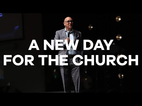 4 26 20 Pastor Todd Smith A New Day For The Church Youtube