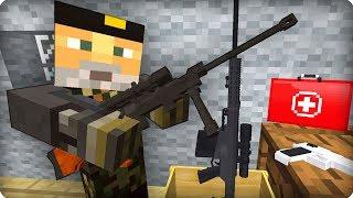 Выживший дед военный [ЧАСТЬ 9] Зомби апокалипсис в майнкрафт! - (Minecraft - Сериал)