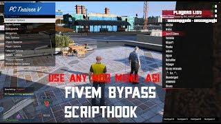Fivem Mod Menu Bypass
