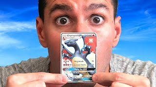 *I FINALLY PULLED SHINY CHARIZARD!* The BEST Hidden Fates Pokemon Cards Opening!
