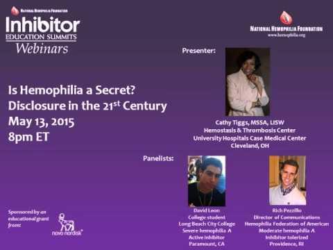 Is Hemophilia a Secret Disclosure in the 21st Century