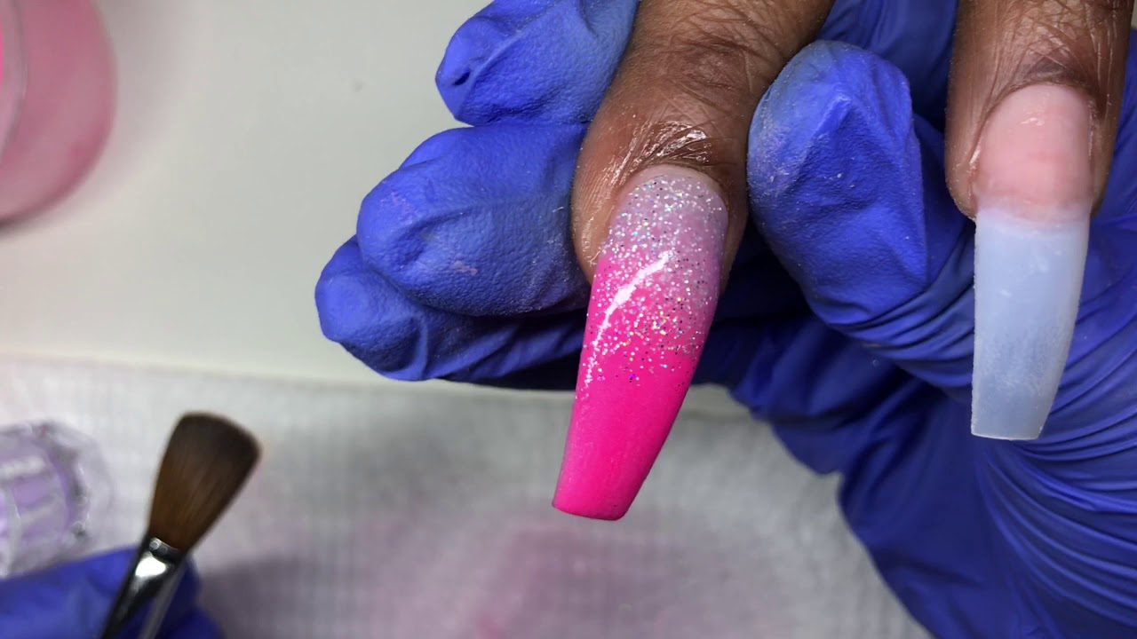 Encapsulated Nail Art Tutorial - Beginner/Intermediate Level