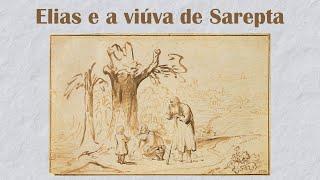 Elias e a viúva de Sarepta
