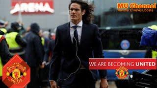 Man United Transfer News: Manchester United 'make Contact' Over Edinson Cavani Transfer