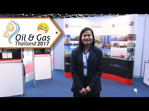 [Interview Ep.7] Unithai Shipyard and Engineering at Oil & Gas Thailand (OGET) 2017 Exhibition