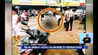 Pasangan Homo Berbuat Asusila di Mobil dalam Kondisi Bugil Positif Narkoba - iNews Siang 22/12