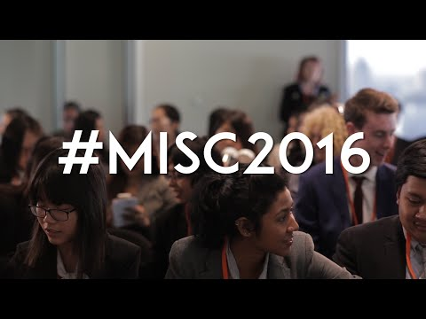 The Future of Work | Melbourne International Student Conference 2016