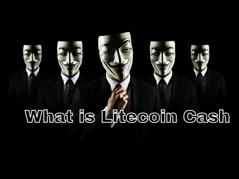 LITECOIN CASH- WHAT IS IT And HOW TO CLAIM FREE LITECOIN CASH