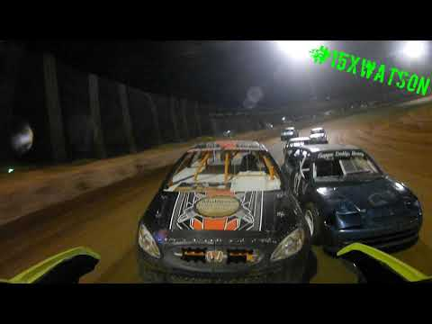 8-25-18 Harris Speedway FWD 4 Main Nick Watson