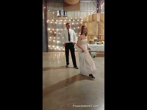 Unexpected Father Daughter Wedding Swing Dance Mashup