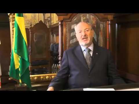Desembargador Jose Renato Nalini - Presidente TJ SP apoia o ciclo completo