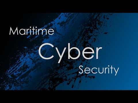 cyber security in maritime