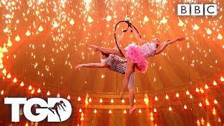 Harry and Eleiyah Embrace the Circus Challenge | The Greatest Dancer