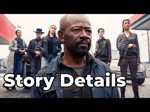 Fear The Walking Dead Season 6 'Story Details & Morgan's Fate Teased'